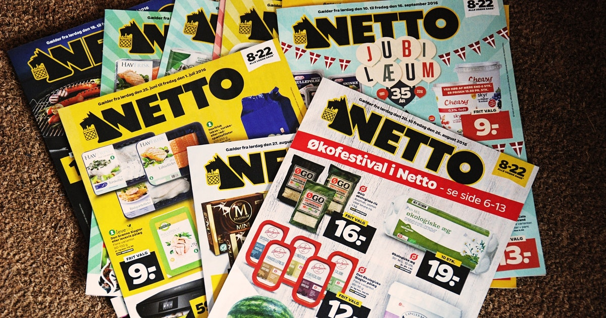 6bd6506c Tilbudsavis | Netto