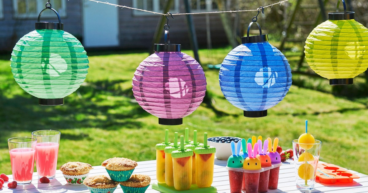 Sommerfest i haven | Netto